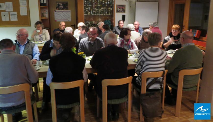 Neujahrsempfang des VdK-Ortsverbandes