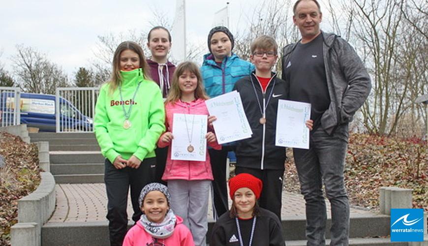 SG Hessen Nord gewinnt Chattengaupokal