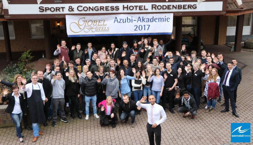 Azubi-Akademie der Göbel Hotels: Fördern statt Fordern