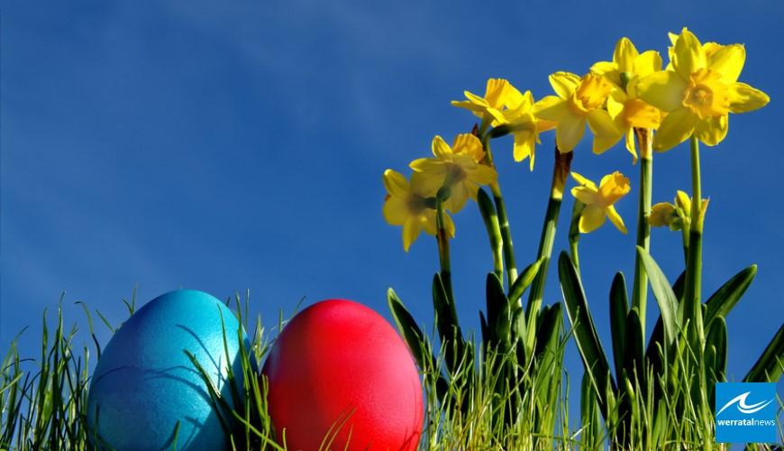 Ein schönes Osterfest...!