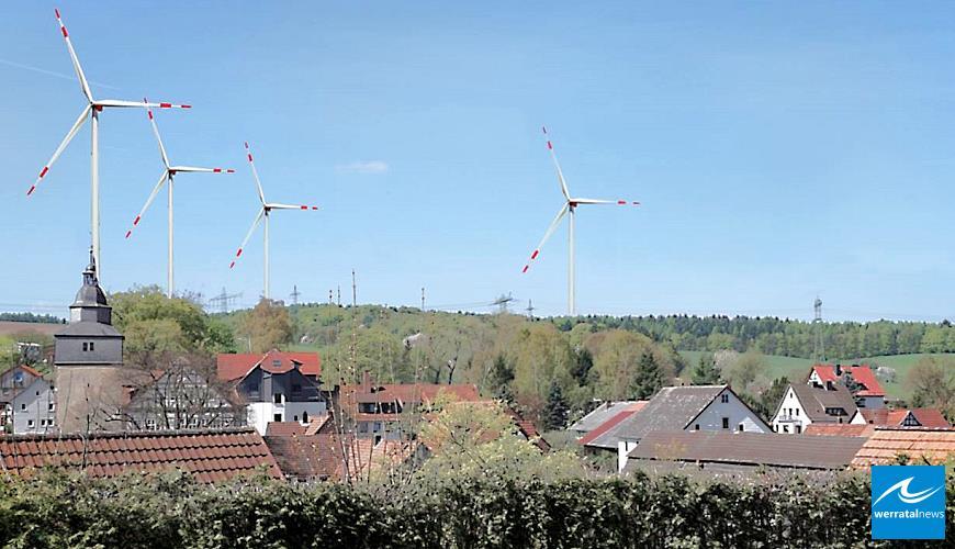 """""""Keine Windkraftanlagen in unserer Schatzkammer der Natur!"""""""