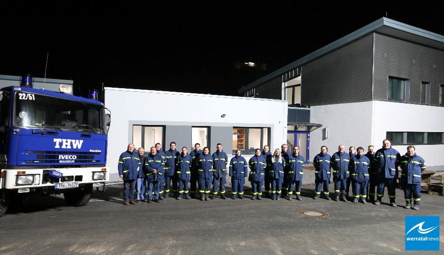 Neue Unterkunft & Tag der offenen Tür am 17.06. beim Technischen Hilfswerk