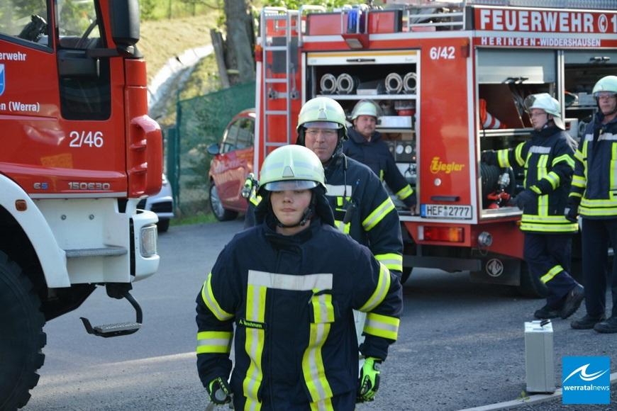 1200 Einsatzkräfte der Feuerwehren werden geimpft