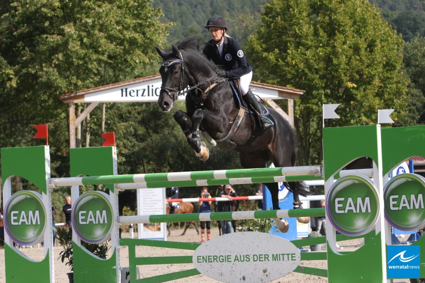 Springsport der Extraklasse und Kreismeisterschaften in Richelsdorf