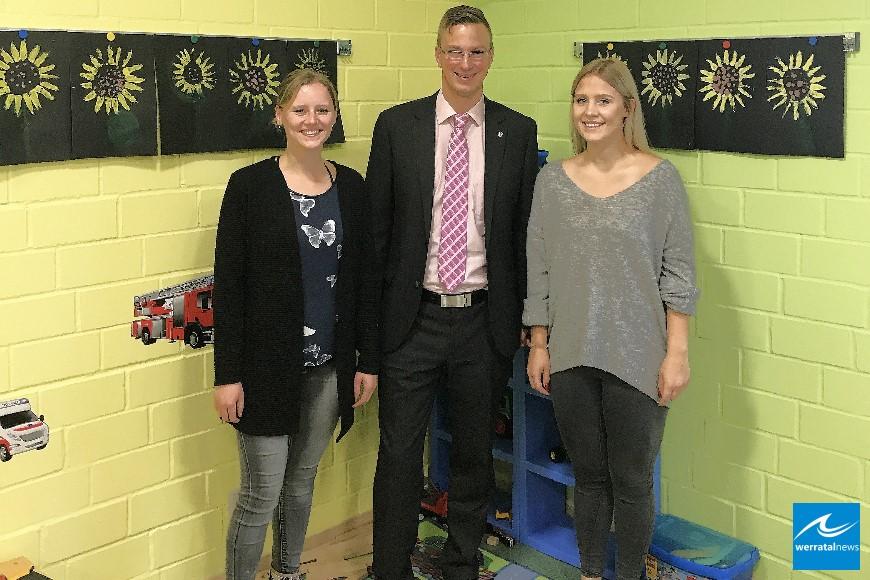 Neue Kräfte und neue Gruppe im Kindergarten Pfiffikus in Ausbach