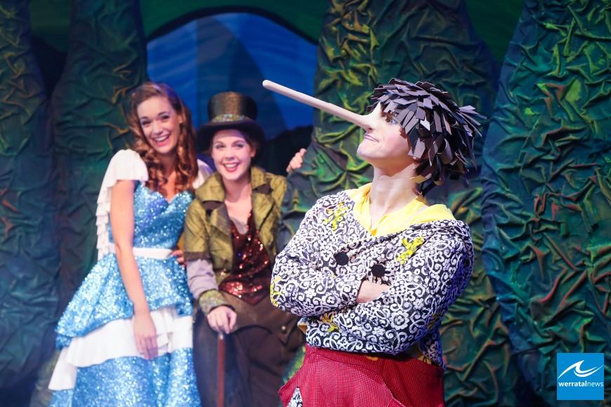 Pinocchio - das Musical kommt am 30.11. nach Philippsthal