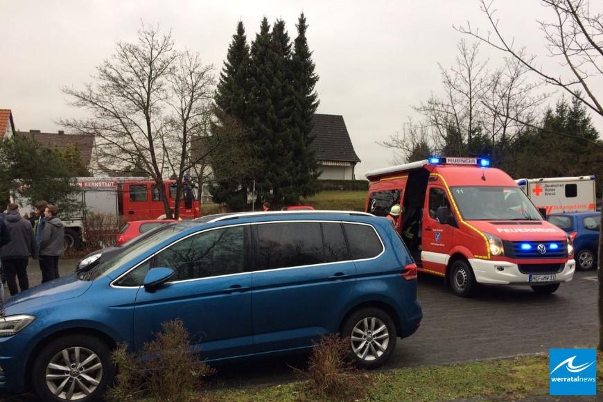 Feueralarm an Werratalschule