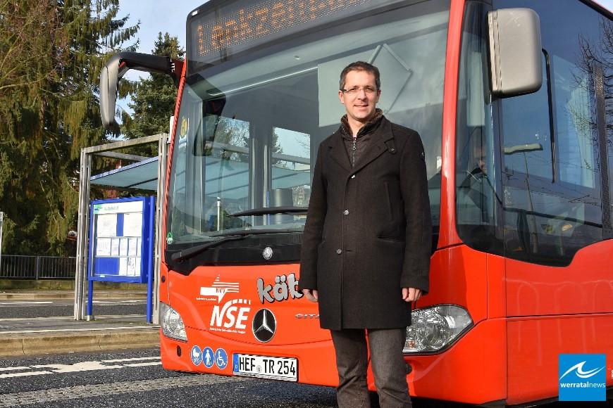 Landrat begrüßt Hessen-Index für Busfahrer