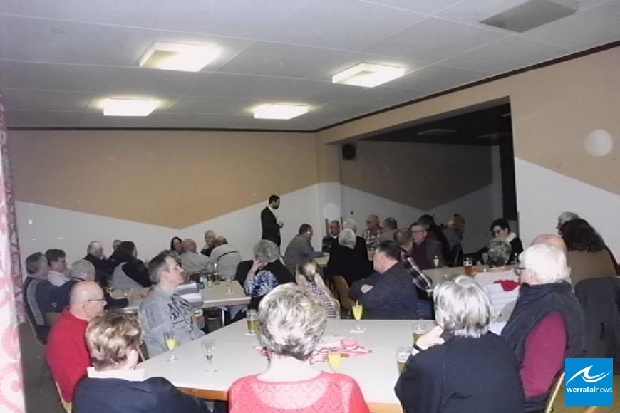 Gut besuchter Neujahrsempfang der SPD in Lengers