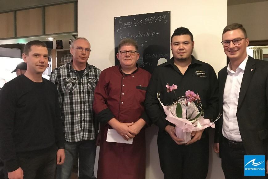 Café und Speiselokal Panorama eröffnet in Mansbach