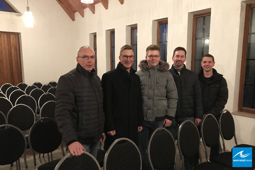 Neue Beschallungsanlage in der Friedhofshalle in Mansbach