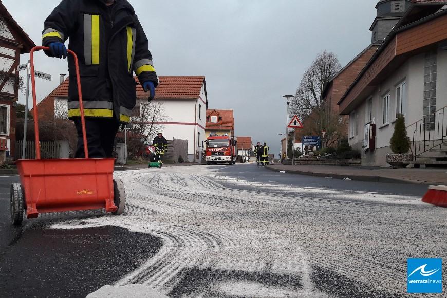 Nächster Einsatz für die Heringer Feuerwehren