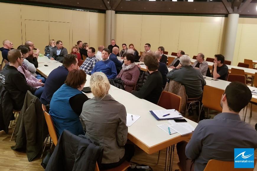 Wie soll Heringen 2030 aussehen? - Runder Tisch der Wirtschaft konstituiert sich