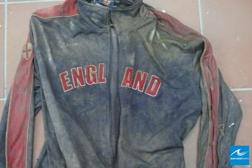 Die Kripo fragt: Wer kennt Inhaber dieser Jacke?