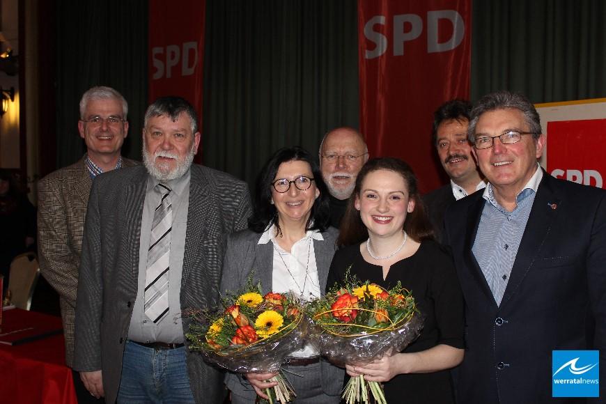 SPD nominiert Karina Fissmann für den Wahlkreis Rotenburg