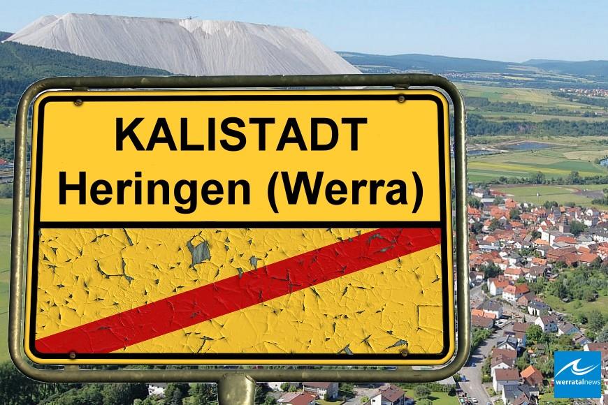 Kalistadt Heringen (Werra) - Antrag bei nächster Stadtverordnetenversammlung