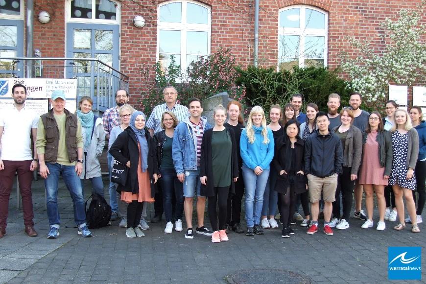 Studierende der TU Darmstadt entwickeln für Kalistadt Ideen