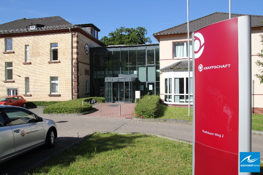 Erweiterte Öffnungszeiten der KNAPPSCHAFT in Philippsthal