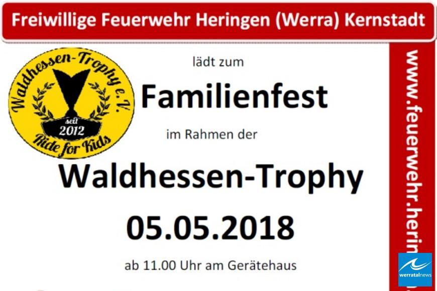 Großes Familienfest am 5.5. in Heringen