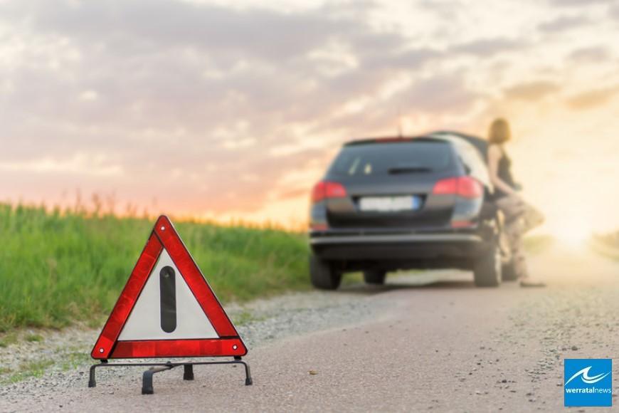 Achtung: Bettler täuschen Autopannen vor!