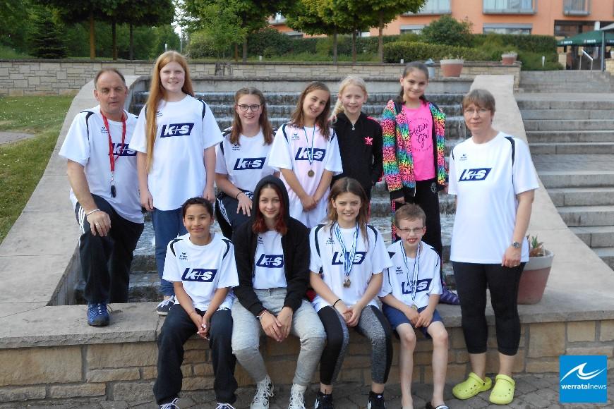 Mädchenmannschaft des TV03 holt Eichsfeldpokal