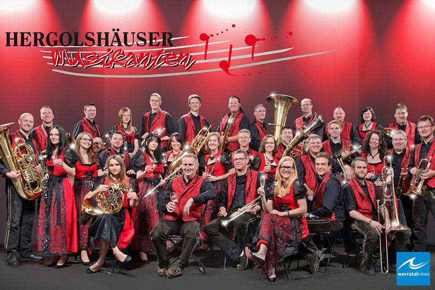 Hergolshäuser Musikanten spielen am 27. Oktober in Ransbach