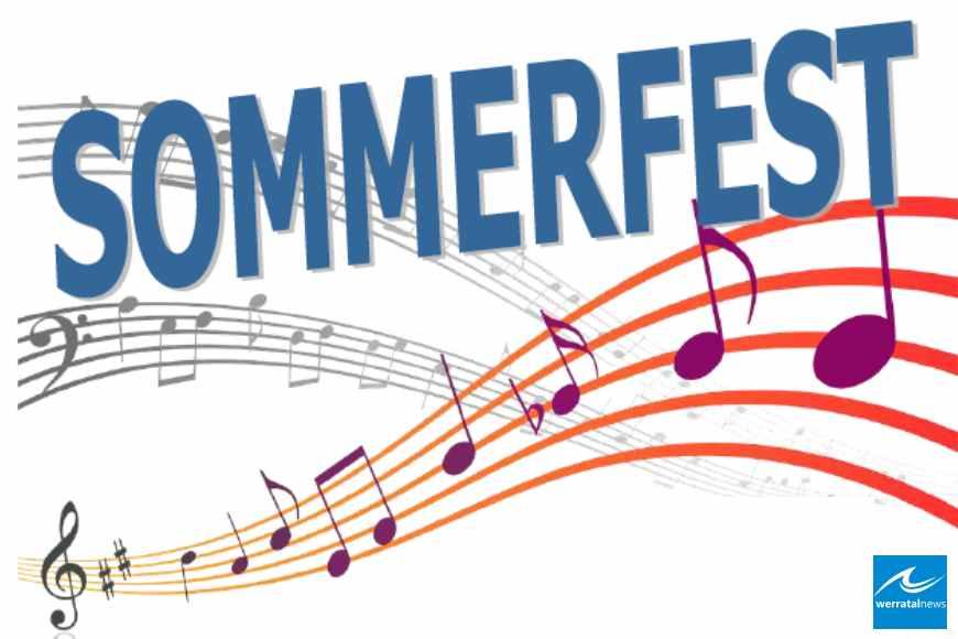 Sommerfest bei Wein, Bier und Gesang am 23.6. in Leimbach