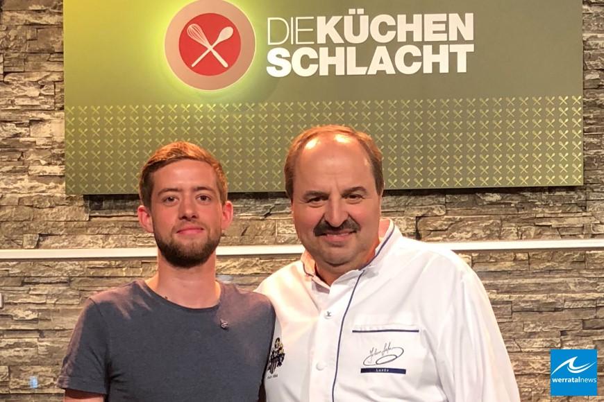 K+S-Mitarbeiter Stefan Langlotz überzeugt bei ZDF-Küchenschlacht