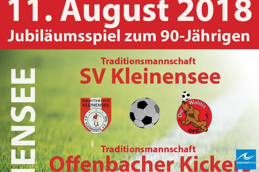 Sportverein Kleinensee - ein Verein wird 90