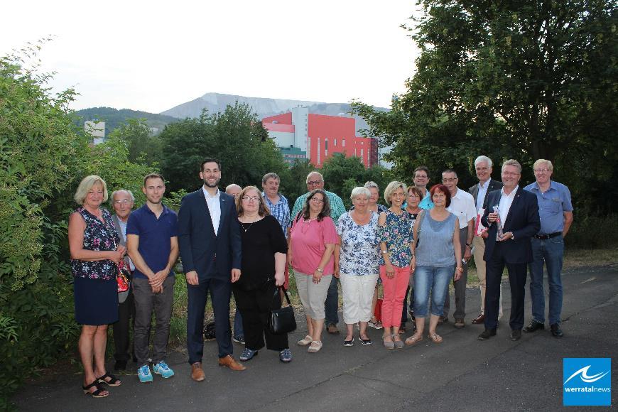 SPD-Unterkreiskonferenz in Heringen: Daniel Iliev neuer Vorsitzender