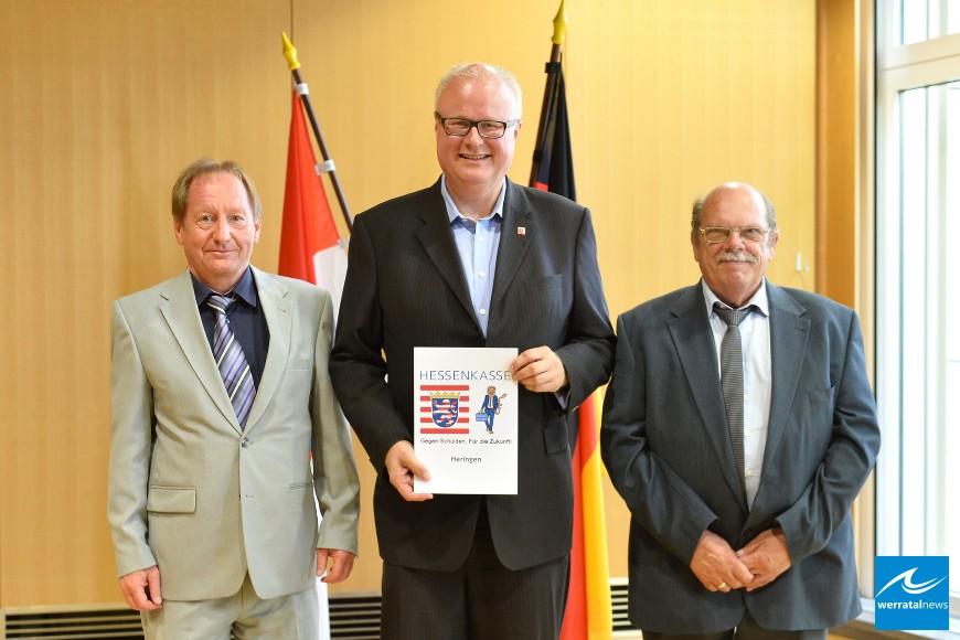 Stadt Heringen macht Riesenschritt beim Schuldenabbau