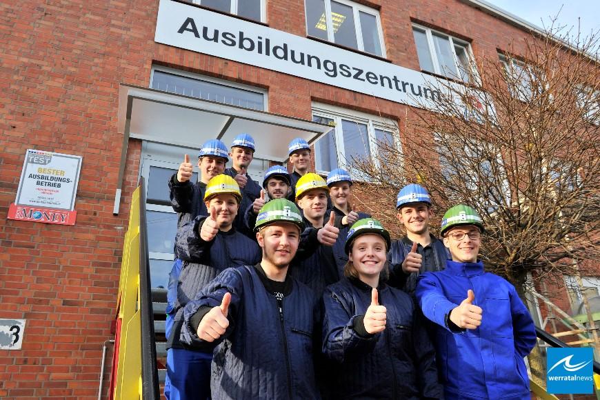 Kaliwerk Werra: Elternworkshop im Ausbildungszentrum