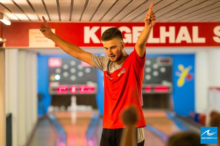 Weltmeister trifft Europameister! – Justin Ehling trifft auf Henning Harnisch