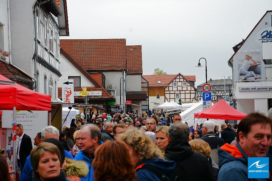 125 Jahre Kalibergbau im  Werratal - Tausende Besucher in Kalistadt