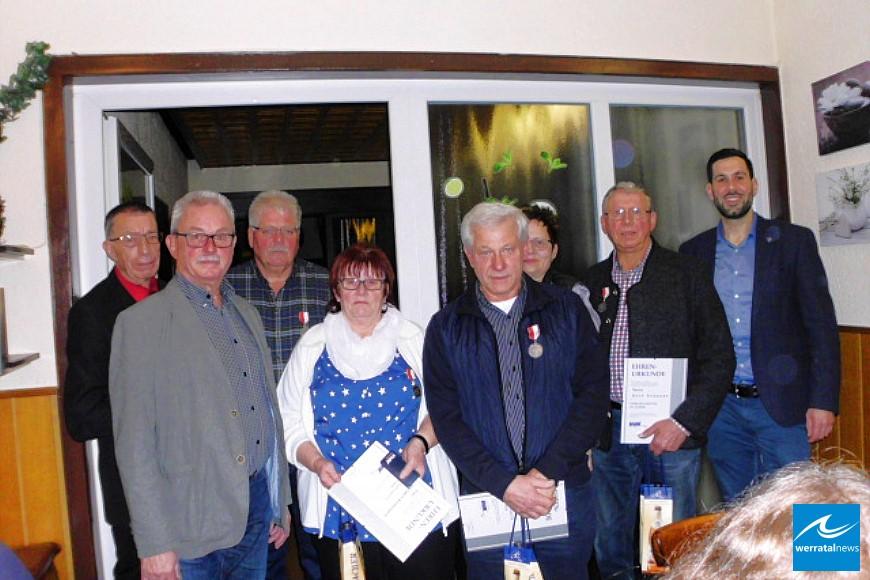 Jahresabschlussfeier des VdK Ortsverbands Lengers/Harnrode