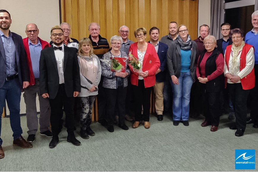 Jahreshauptversammlung des SPD Ortsvereins Heringen