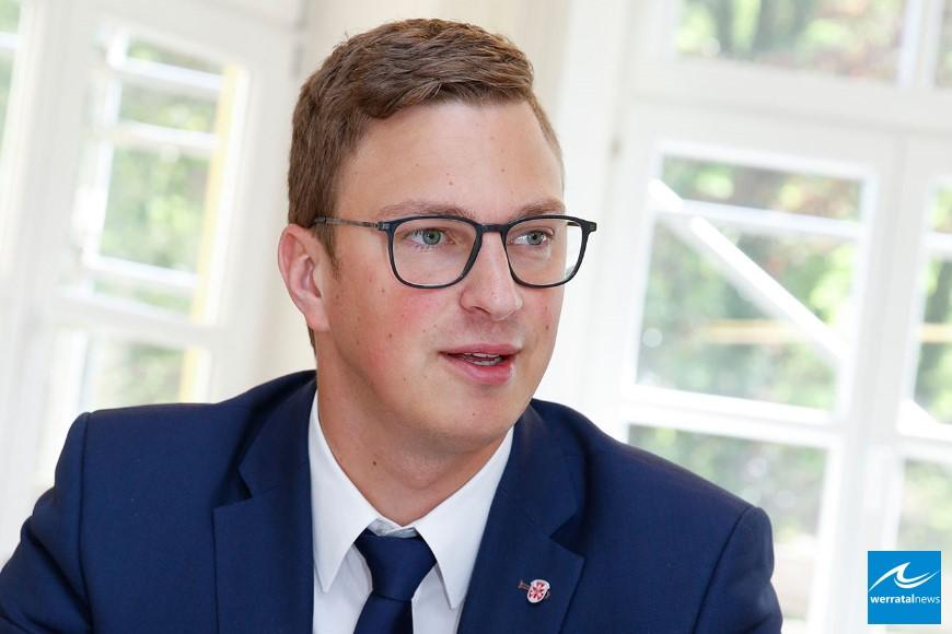 Stenda tritt erneut zur Wahl an - Gemeinsam Hohenroda weiterentwickeln
