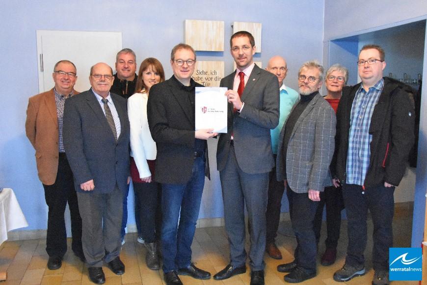 Werra-Ulster-Weser-Fonds fördert Jugendarbeit in Heringen
