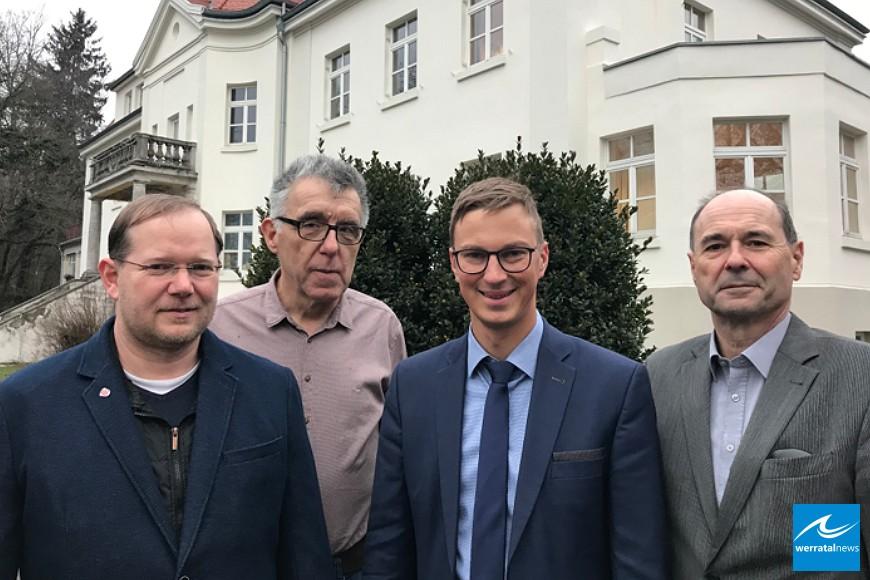 CDU, FDP und FWH unterstützen Bürgermeister Stenda