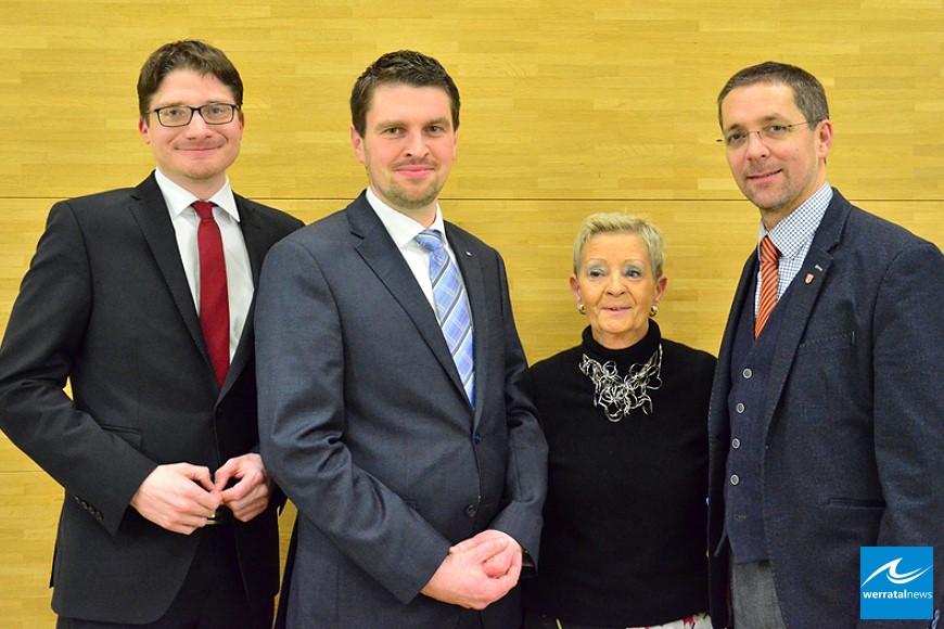 Carsten Wiegand tritt zur Bürgermeisterwahl in Philippsthal an