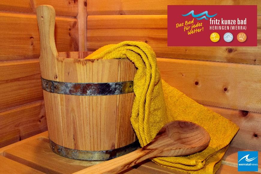 Das fritz kunze bad wartet auf Ihren Besuch: erstmals lange Saunanacht am 11.1.