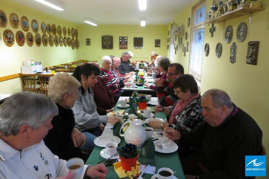 Erfolgreicher Start des VdK Ronshausen-Hönebach