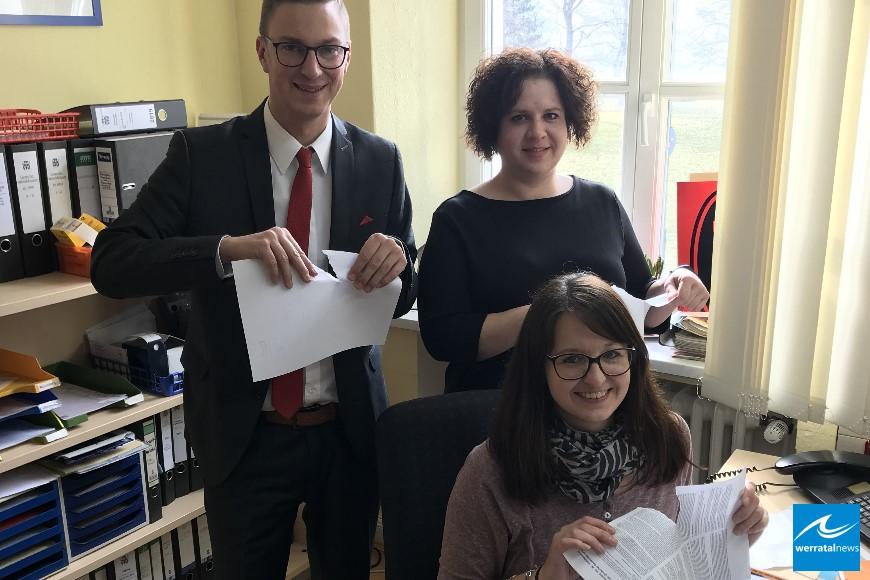 Papierloses Rathaus schreitet weiter voran-Rechnungen künftig per Mail
