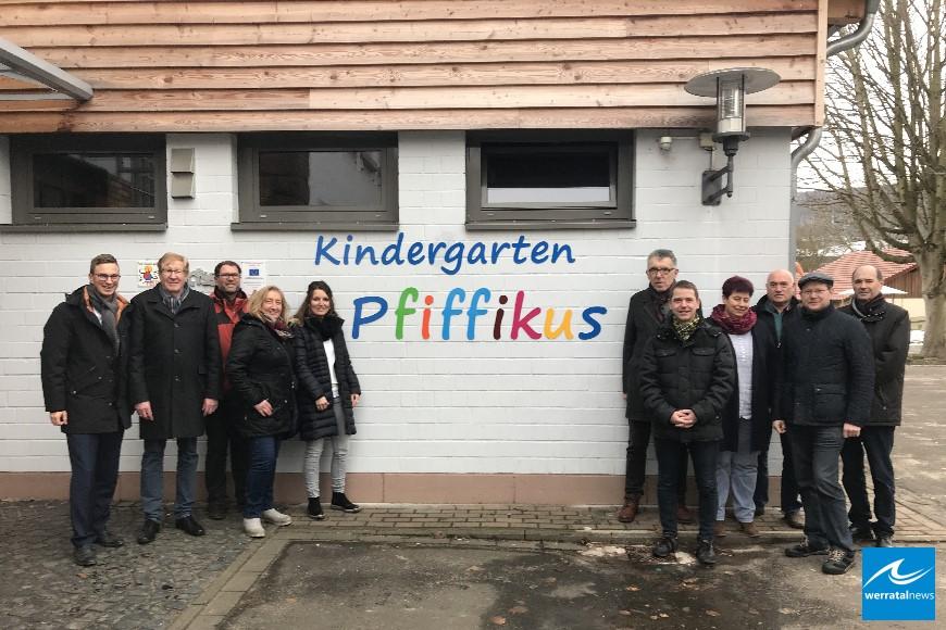 Sanierung des Ausbacher Kindergartens: Eine gute Investition in die Zukunft