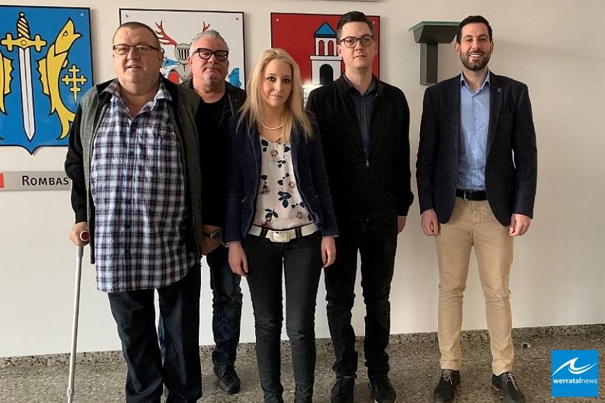 Neue Behindertenbeauftragte der Stadt Heringen nehmen ihre Arbeit auf