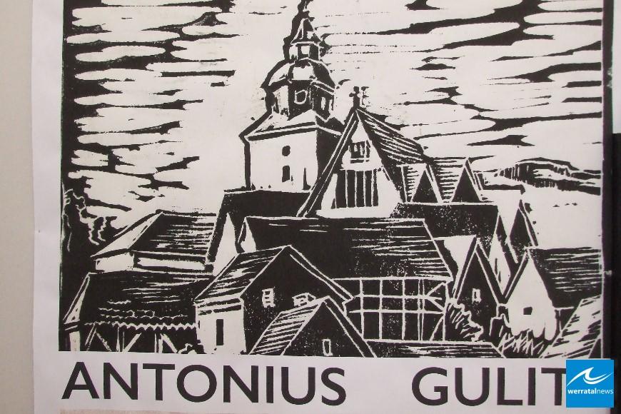 Verlängerung der Antonius  Gulitz Ausstellung im Werra Kalibergbau Museum