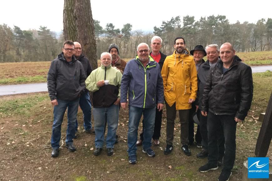 Winterwanderung der Kleinenseer SPD