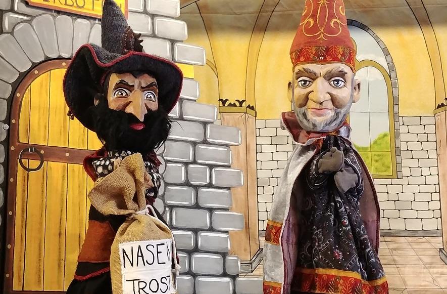Puppentheater für Groß und Klein am 27.3. in Obersuhl