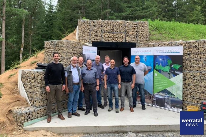 Betriebskommission der Stadtwerke Heringen informiert sich über neue Technik