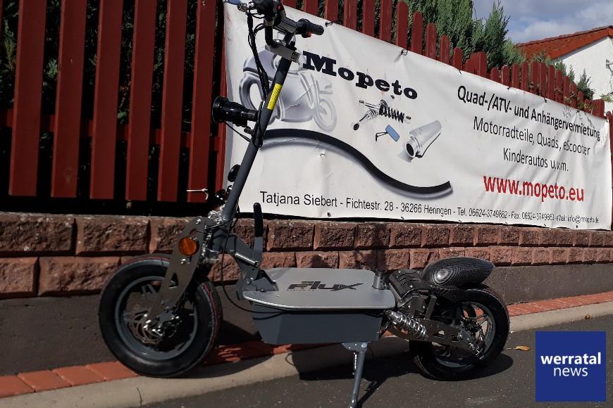 Mopeto: der Scooter Spezialist in Heringen